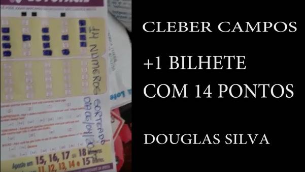 Depoimento de Douglas Silva sobre Cleber Campos