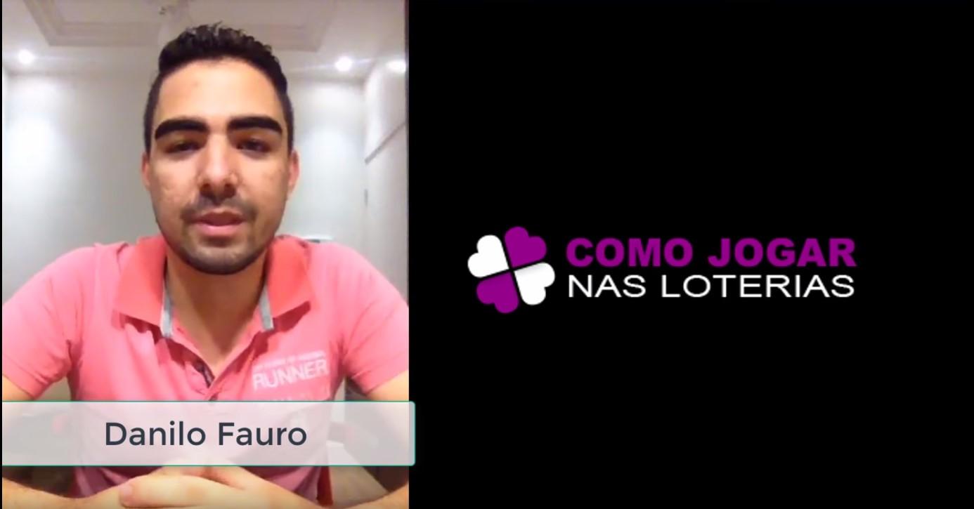 Depoimento Danilo Fauro sobre Cleber Campos
